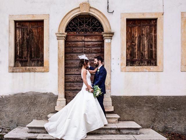 Il matrimonio di Valerio e Marina a Arzignano, Vicenza 17