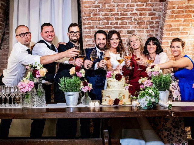 Il matrimonio di Valerio e Marina a Arzignano, Vicenza 22