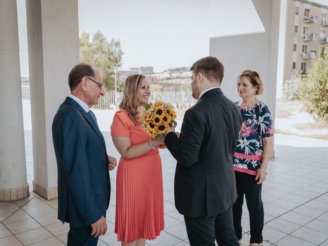 Il matrimonio di Alessandra e Giacomo a Lentini, Siracusa 7