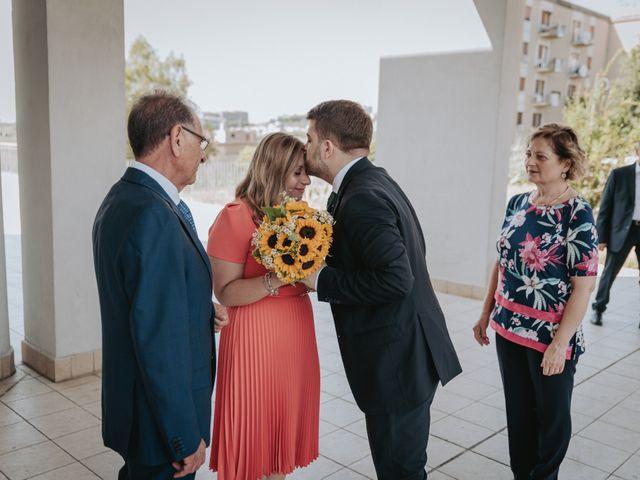 Il matrimonio di Alessandra e Giacomo a Lentini, Siracusa 8