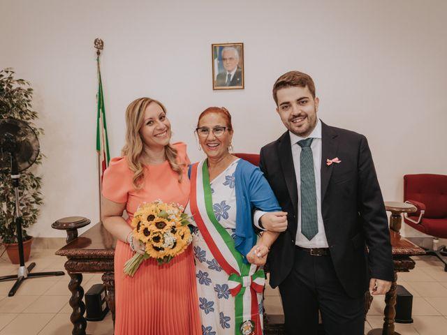 Il matrimonio di Alessandra e Giacomo a Lentini, Siracusa 10