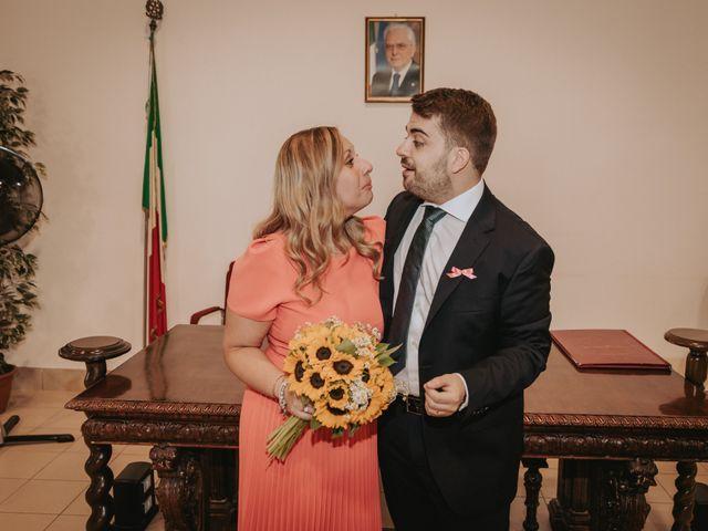 Il matrimonio di Alessandra e Giacomo a Lentini, Siracusa 11