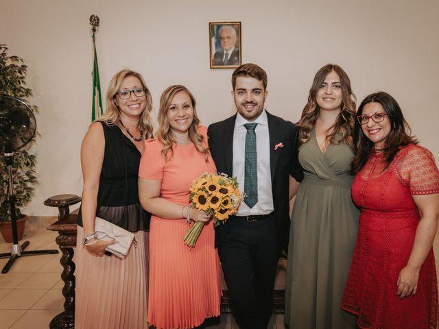 Il matrimonio di Alessandra e Giacomo a Lentini, Siracusa 12
