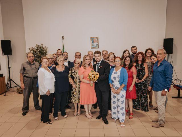 Il matrimonio di Alessandra e Giacomo a Lentini, Siracusa 13