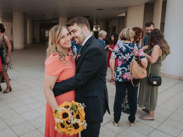 Il matrimonio di Alessandra e Giacomo a Lentini, Siracusa 16
