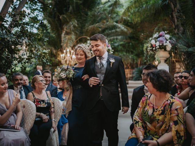 Il matrimonio di Alessandra e Giacomo a Lentini, Siracusa 45