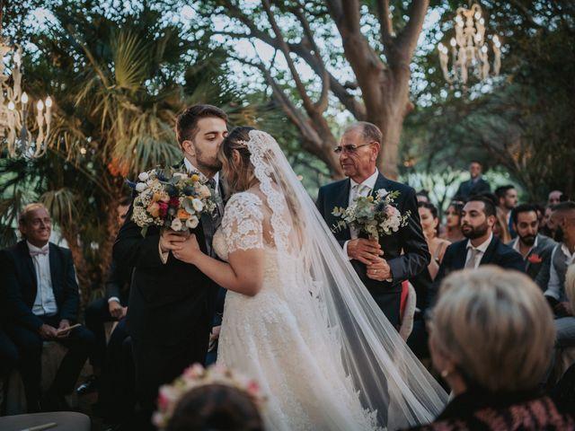 Il matrimonio di Alessandra e Giacomo a Lentini, Siracusa 51