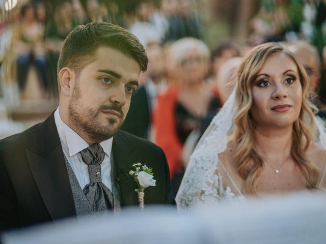 Il matrimonio di Alessandra e Giacomo a Lentini, Siracusa 54