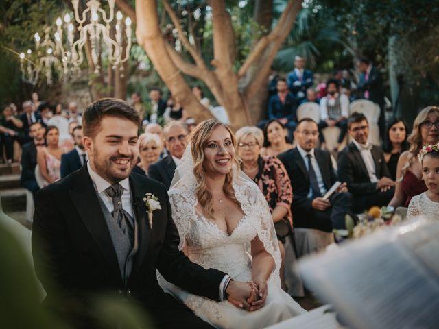 Il matrimonio di Alessandra e Giacomo a Lentini, Siracusa 56
