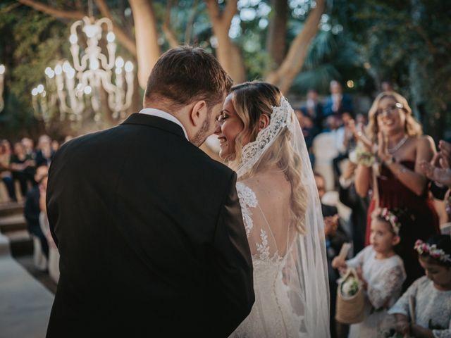 Il matrimonio di Alessandra e Giacomo a Lentini, Siracusa 65