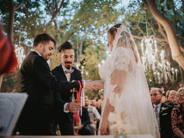Il matrimonio di Alessandra e Giacomo a Lentini, Siracusa 67