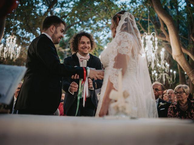 Il matrimonio di Alessandra e Giacomo a Lentini, Siracusa 68