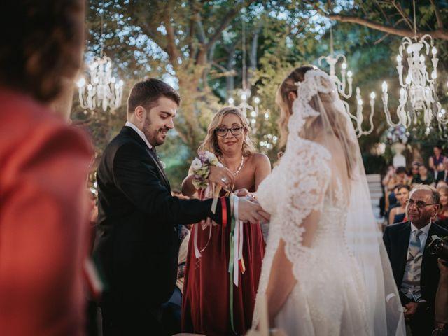 Il matrimonio di Alessandra e Giacomo a Lentini, Siracusa 69