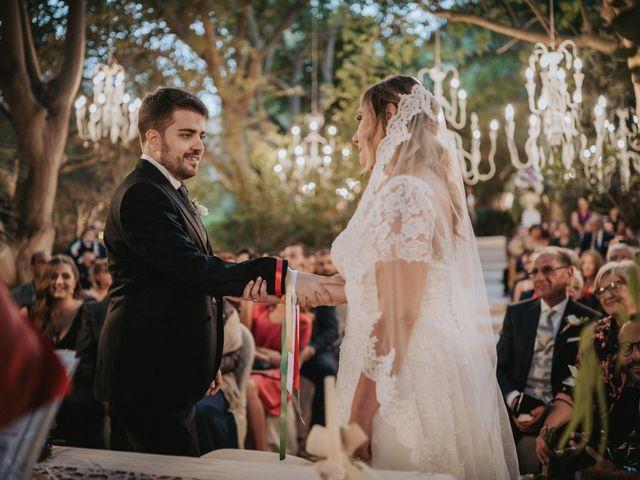 Il matrimonio di Alessandra e Giacomo a Lentini, Siracusa 70