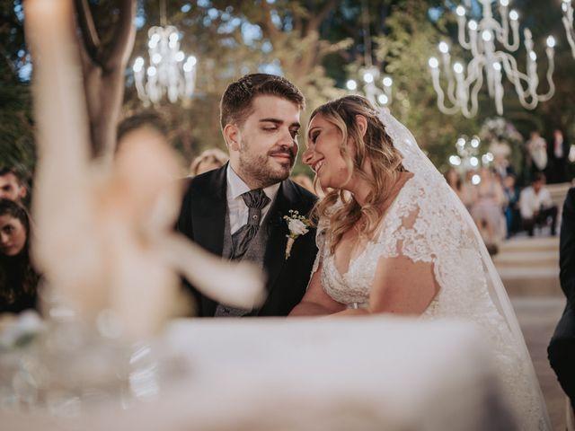 Le nozze di Giacomo e Alessandra