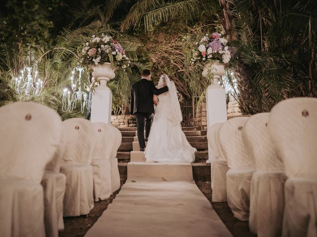 Il matrimonio di Alessandra e Giacomo a Lentini, Siracusa 79