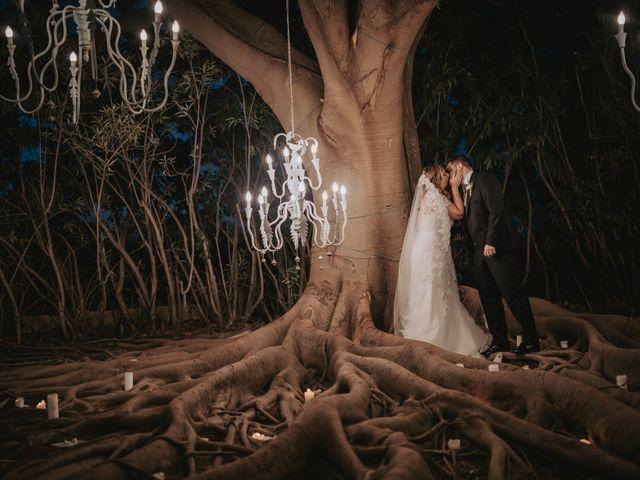Il matrimonio di Alessandra e Giacomo a Lentini, Siracusa 81
