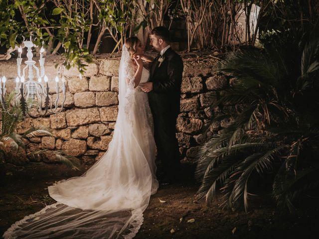 Il matrimonio di Alessandra e Giacomo a Lentini, Siracusa 84