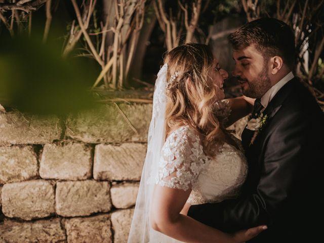 Il matrimonio di Alessandra e Giacomo a Lentini, Siracusa 86