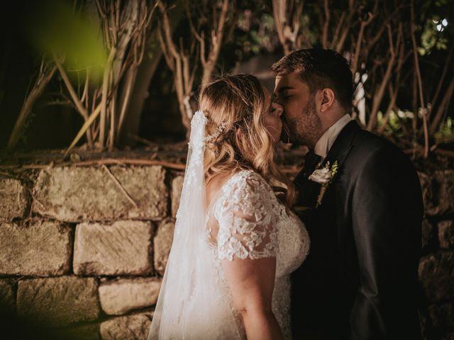 Il matrimonio di Alessandra e Giacomo a Lentini, Siracusa 87