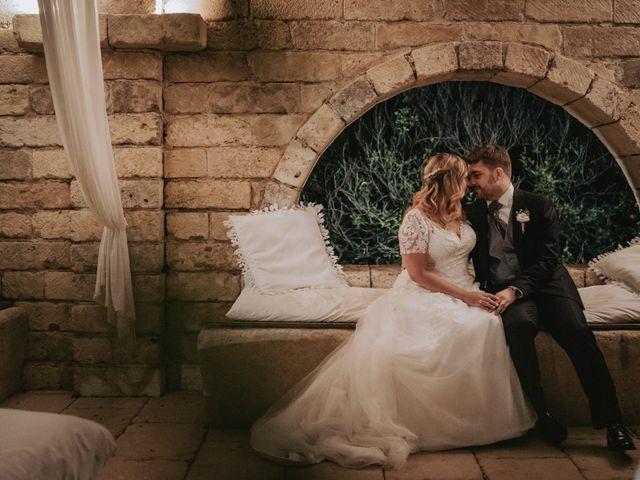 Il matrimonio di Alessandra e Giacomo a Lentini, Siracusa 89