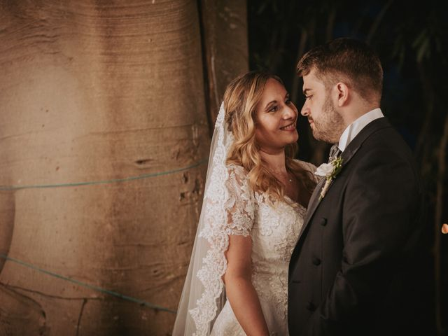 Il matrimonio di Alessandra e Giacomo a Lentini, Siracusa 90