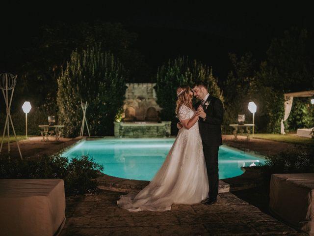 Il matrimonio di Alessandra e Giacomo a Lentini, Siracusa 94
