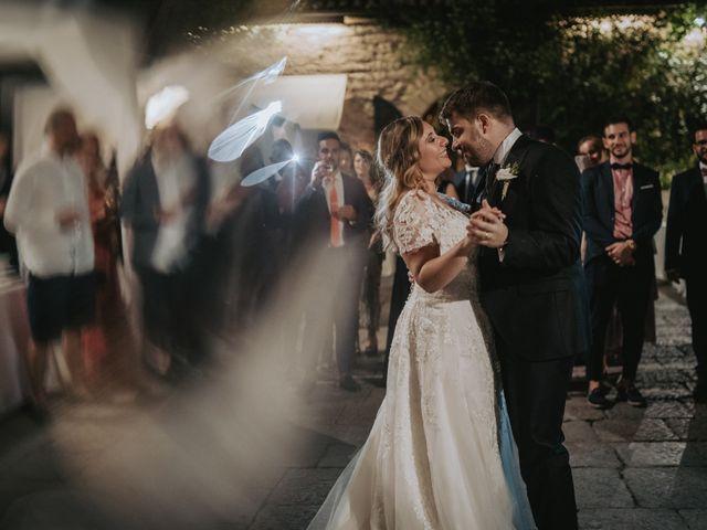 Il matrimonio di Alessandra e Giacomo a Lentini, Siracusa 96