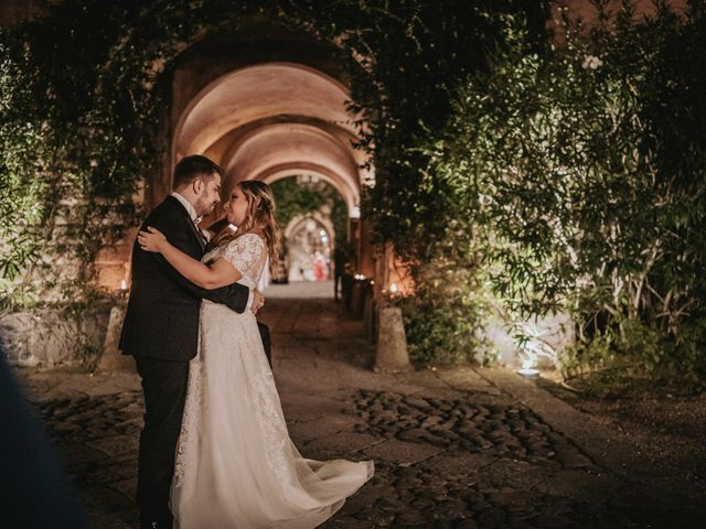 Il matrimonio di Alessandra e Giacomo a Lentini, Siracusa 104