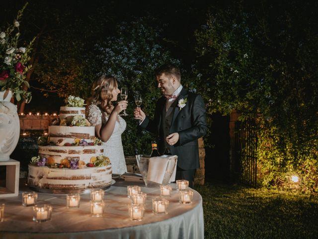 Il matrimonio di Alessandra e Giacomo a Lentini, Siracusa 108