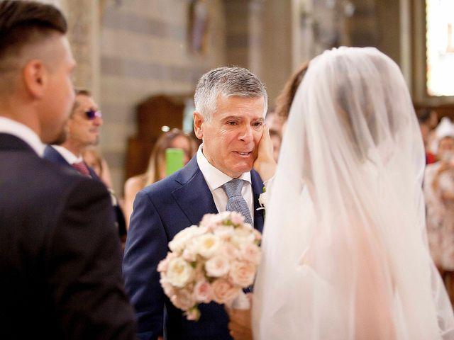 Il matrimonio di Jacopo e Paola a Como, Como 20