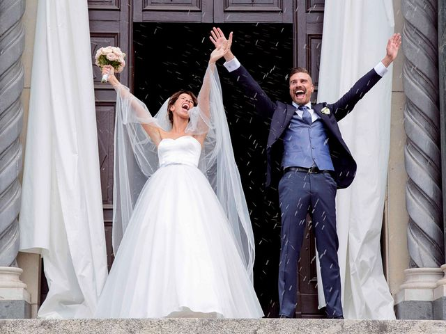 Il matrimonio di Jacopo e Paola a Como, Como 34