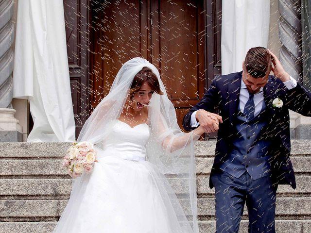Il matrimonio di Jacopo e Paola a Como, Como 36