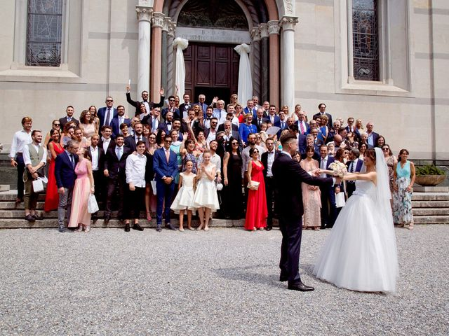 Il matrimonio di Jacopo e Paola a Como, Como 37