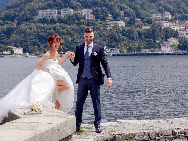 Il matrimonio di Jacopo e Paola a Como, Como 40