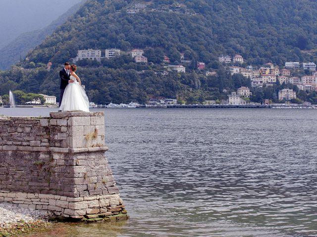 Il matrimonio di Jacopo e Paola a Como, Como 41