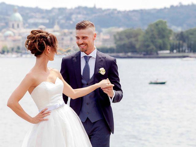 Il matrimonio di Jacopo e Paola a Como, Como 42