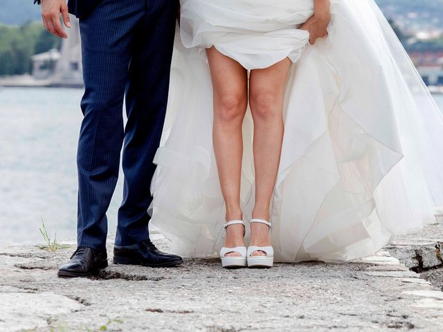 Il matrimonio di Jacopo e Paola a Como, Como 43