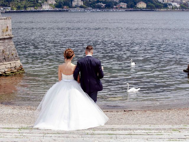 Il matrimonio di Jacopo e Paola a Como, Como 44