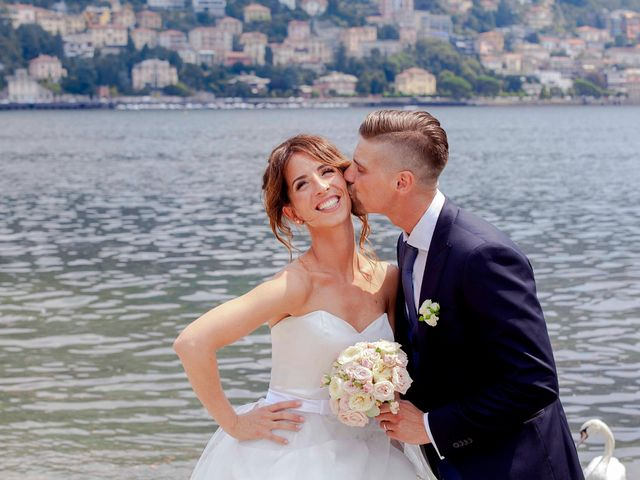Il matrimonio di Jacopo e Paola a Como, Como 45