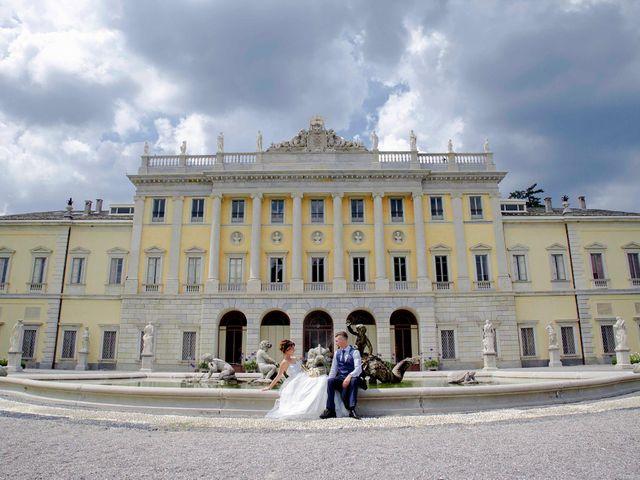 Il matrimonio di Jacopo e Paola a Como, Como 48