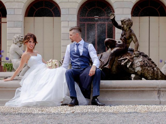 Il matrimonio di Jacopo e Paola a Como, Como 49