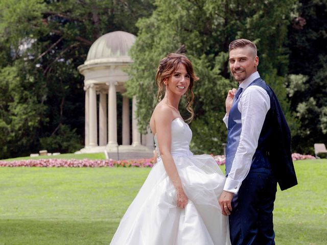 Il matrimonio di Jacopo e Paola a Como, Como 51