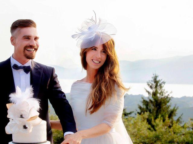 Il matrimonio di Jacopo e Paola a Como, Como 62