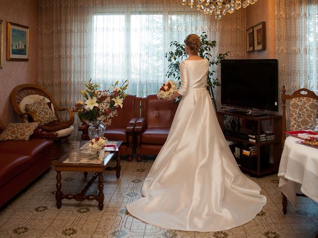 Il matrimonio di Filippo e Raffaella a Carimate, Como 3