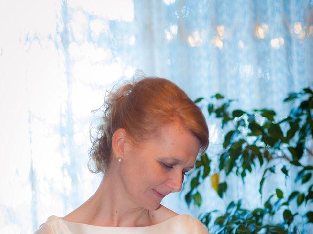 Il matrimonio di Filippo e Raffaella a Carimate, Como 4