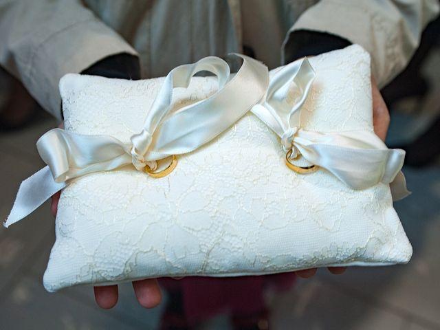 Il matrimonio di Filippo e Raffaella a Carimate, Como 5