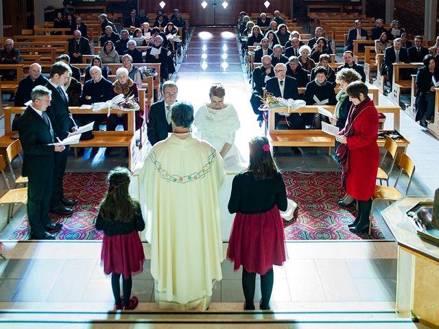 Il matrimonio di Filippo e Raffaella a Carimate, Como 8