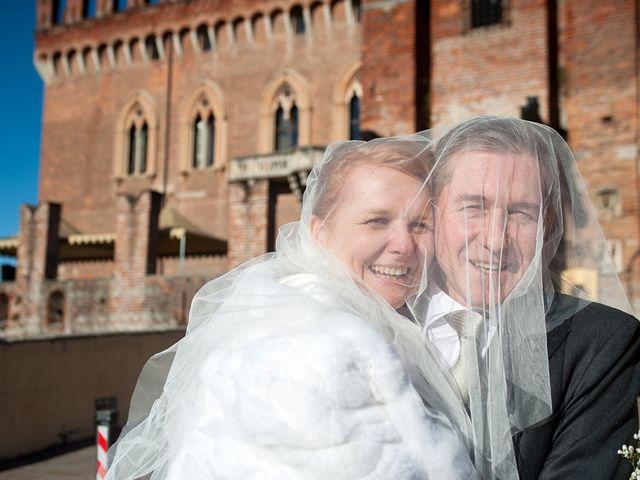 Il matrimonio di Filippo e Raffaella a Carimate, Como 9