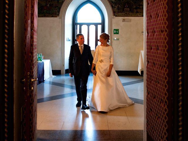 Il matrimonio di Filippo e Raffaella a Carimate, Como 12